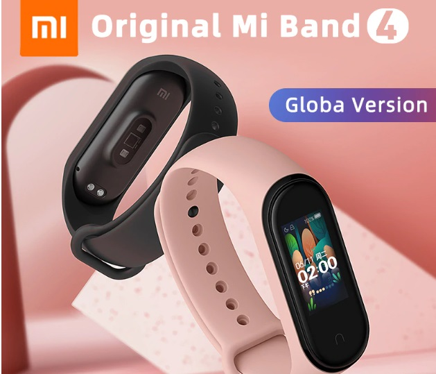 Мини обзор-отзыв на Фитнес-браслет Xiaomi Mi Band 4