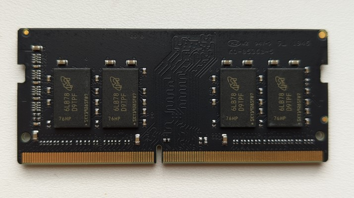Выгодная покупка, отличной оперативной памяти ddr4 16gb за 3000р на ноутбук