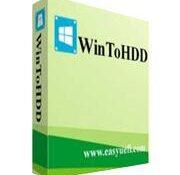 Бесплатно, вместо 2200р., переносим Windows без дисков и флешек, куда угодно с программой WinToHDD Professional 4.4